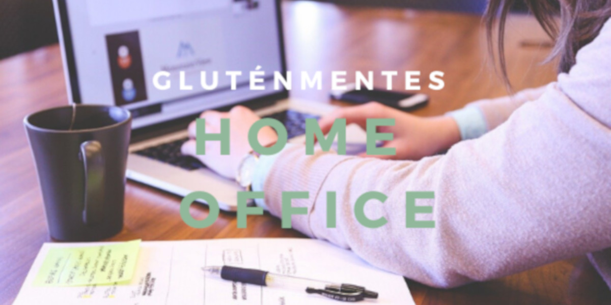 Gluténmentes home office